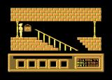 Jaffar Atari 8-bit Stairs - most typical location in the palace