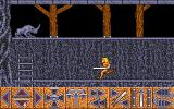 Barbarian Atari ST 4 arrows = 1 life lost