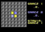 Sexversi Atari 8-bit Two players mode