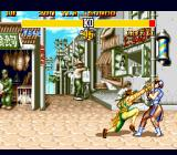 Street Fighter II': Special Champion Edition Genesis Vega's claws.