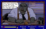 Operation: Cleanstreets Atari ST Intro of the US relase