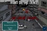 Road of the Dead Browser Title Screen / Main Menu