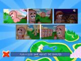 Worms World Party PlayStation Single Player Menu