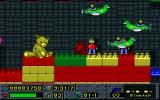 Jazz Jackrabbit: Holiday Hare 1995 DOS Airstrike