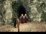 Final Fantasy VIII PlayStation Entrance to the cave