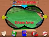 Backyard Baseball Windows Picking fields. Why don't we go with Eckman Acres?