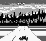 Lamborghini: American Challenge Game Boy Road in forest