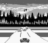 Lamborghini: American Challenge Game Boy Traffic