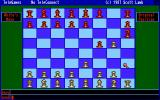 TeleGames Amiga Switching to a top-down view