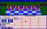 TeleGames Amiga The phone book lets you keep track of your opponents