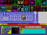 A Ticket to Ride ZX Spectrum Go to lift