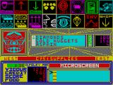 A Ticket to Ride ZX Spectrum Shop