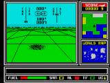 ATF: Advanced Tactical Fighter ZX Spectrum Crash