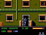 RoboCop 3 SEGA Master System A gunman in the window