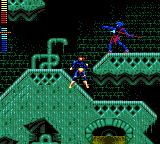 X-Men Game Gear Mission in sewers