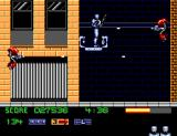RoboCop 3 SEGA Master System Beware of the red drones