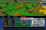 Operation Com●Bat: Computer Battle Game Amiga The game can be played via modem or serial cable