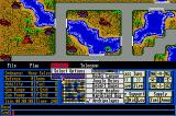 Operation Com●Bat: Computer Battle Game Amiga There are six terrains to choose from