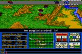 Operation Com●Bat: Computer Battle Game Amiga The red army has better logistics