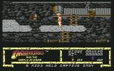 Indiana Jones and the Temple of Doom Commodore 64 Mola Ram is here