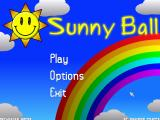 Sunny Ball Windows Menu