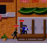 The Mask of Zorro Game Boy Color Fight!