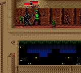 The Mask of Zorro Game Boy Color Green enemy