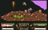 First Samurai Commodore 64 Get the #@!% off my face!