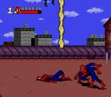 Spider-Man & Venom: Maximum Carnage Genesis Boss fight