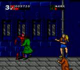 Spider-Man & Venom: Maximum Carnage Genesis Dark alley