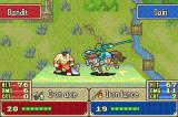 Fire Emblem Game Boy Advance Attack with lance