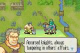 Fire Emblem Game Boy Advance Little boss