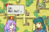 Fire Emblem Game Boy Advance Purple-haired girl...