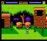 Lethal Weapon NES The Park