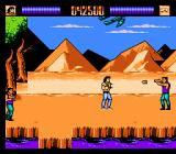 Lethal Weapon NES Out in the desert