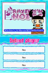 Rhythm 'n Notes: Improve Your Music Skills Nintendo DS Player selection, first sight of Tsunami.