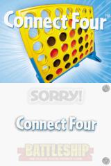 Connect Four title screen