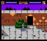 Lethal Weapon NES Looks like a dirty neighborhood