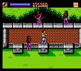 Lethal Weapon NES The Gardens
