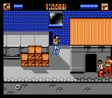 Lethal Weapon NES A man holding another hostage