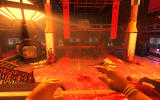 Shadow Warrior Windows Viscera Cleanup Detail: Shadow Warrior - You will find bodies, but also money, shuriken, katanas and guns.