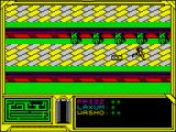 Firestorm ZX Spectrum Something chases me