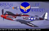 Air Warrior Amiga Title screen