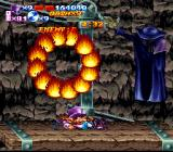 Nightmare Busters SNES Put this guy out of commission before he can show you what else he's got under his coat!