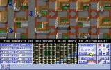 Operation Combat II: By Land, Sea & Air Amiga Once the base is destroyed, the game is won