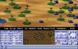 Operation Combat II: By Land, Sea & Air Amiga There are six terrains to choose from. This is the desert oasis scenario
