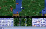 Operation Combat II: By Land, Sea & Air Amiga The tropical jungle is filled with obstructions for both bullets and vehicles