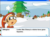 Northpole Showdown Windows Quite a simple story