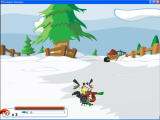 Northpole Showdown Windows Spinning kick