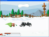 Northpole Showdown Windows Run and Shoryuken!